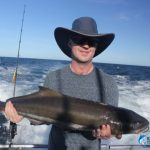 Cobia WA fishing charter Blue Lightning Charters