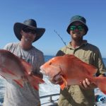 Red Emperor Montebello Islands WA Fishing charter Blue Lightning Charters