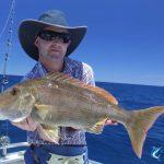 Long Nose Emperor Montebello Islands Fishing charter Blue Lightning Charters