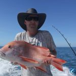 Red Emperor Montebello Islands Fishing charter Blue Lightning Charters