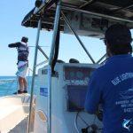 Heart Starter Blue Lightning Charters WA fishing charters