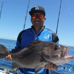 Rankin Cod Montebello Islands Fishing charter Blue Lightning Charters