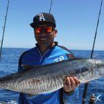 Spanish Mackerel Montebello Islands Fishing charter Blue Lightning Charters