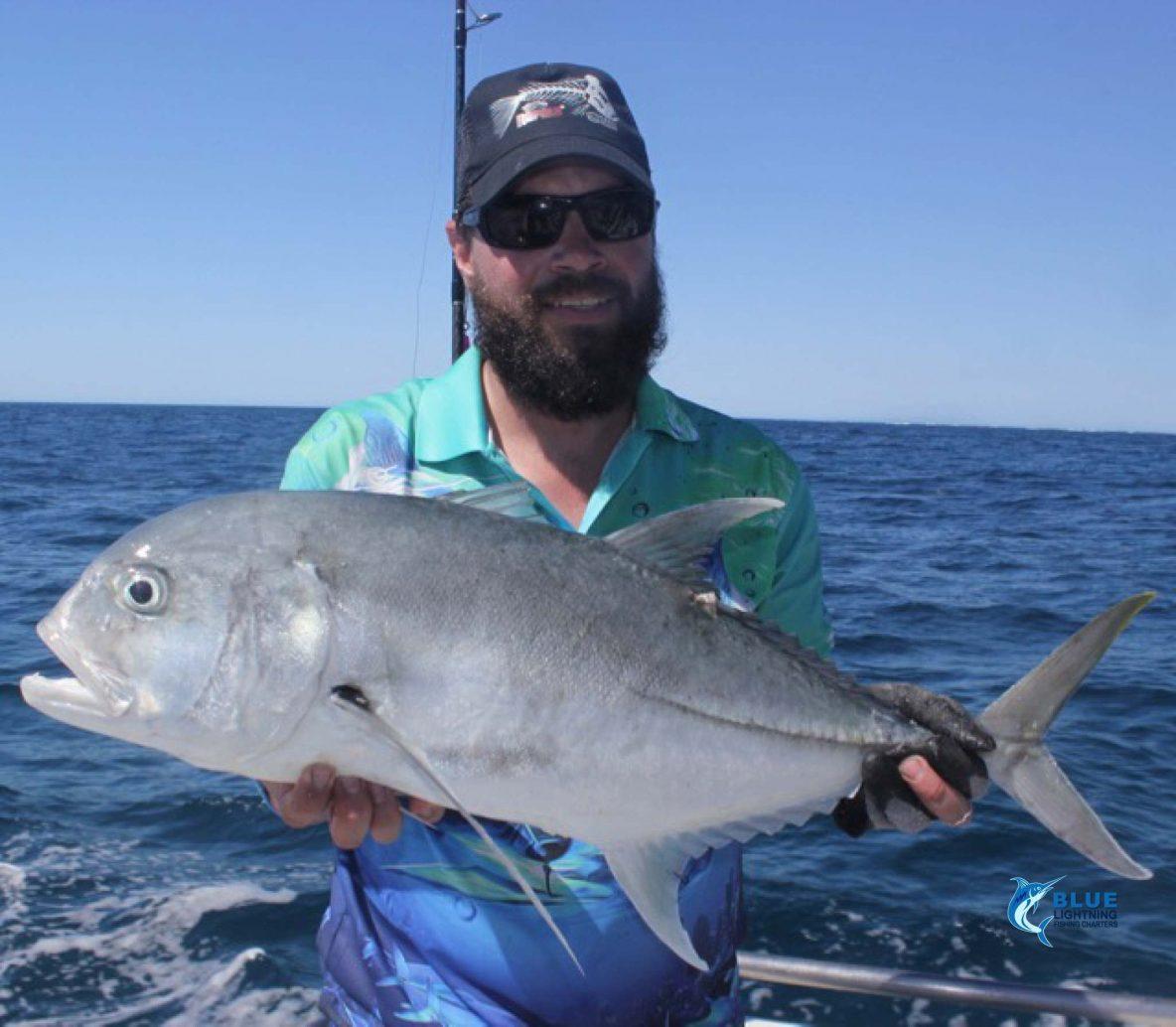 A compleat wa fishing adventure blue lightning fishing for Washington fishing charters