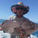 WA fishing Rankin Cod best fishing charters Blue Lightning Charters