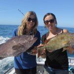 Rankin Cod Long Nose Emperor Montebello Islands Fishing charter Blue Lightning Charters