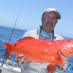 Coral Trout Montebello Islands Fishing charter Blue Lightning Charters