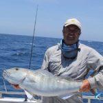 WA best fishing charter Blue Lightning Charters Green Job Fish