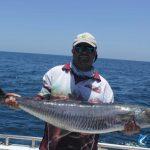 spanish mackerel Blue lightning charters wa best fishing charters
