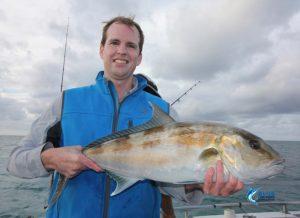 Samson Fish Blue Lightning Fishing Charters WA
