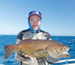 Coral Trout Blue Lightning fishing charter Abrolhos WA