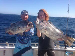 Dhu Fish WA fishing charter live aboard