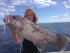 Dhu Fish WA fishing charter Blue Lightning Charters