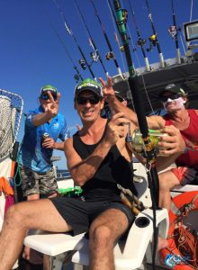 Abrolhos Islands fun fishing charter