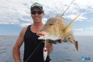Spangled Emperor WA expert fishing