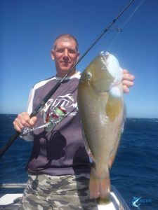 Blue Lightning Charters WA fishing charters