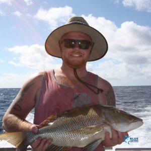 WA fishing charter Spangled Emperor Blue Lightning