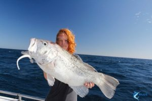 Dhu Fish Blue Lightning Fishing Charters