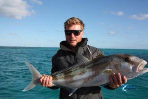 Samson Fish Blue Lightning fishing charter