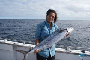 Spanish Mackerel Abrolhos Islands Fishing charter