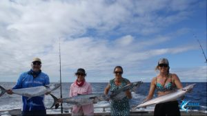 Spanish Mackerel Abrolhos Islands fishing awesome