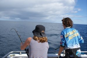 Abrolhos Islands fishing charter Blue Lightning Charters WA