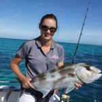 Samson Fish Abrolhos Islands WA fishing charter