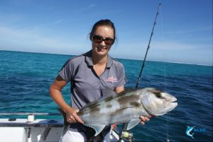 Samson Fish Abrolhos Islands WA fishing charter