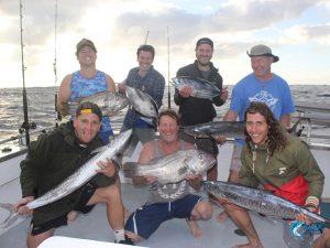 abrolhos islands fishing charter