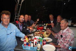 Food Blue Lightning Charter Abrolhos Islands