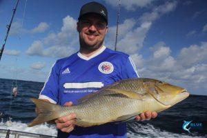 spangled emperor WA fishing Abrolhos Islands