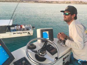 Chad Mills WA best fishing charters Montebello Islands