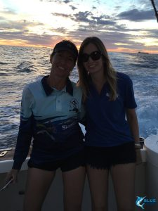 Blue Lightning fishing charters happy snaps