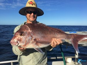 Abrolhos Islands WA best fishing charter