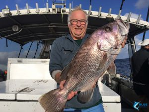 Dhu Fish Blue Lightning Fishing Charters 3 day WA