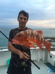 fishing WA chinaman fish live aboard fishing charter professional