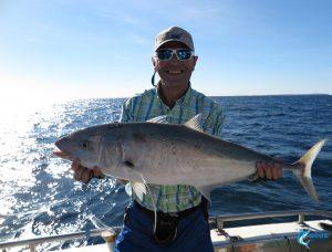Montebello islands fishing charter blue lightning