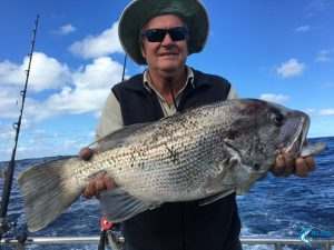 Blue Lightning fishing charters WA Dhu Fish
