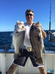 Dhu Fish Blue Lightning Charters WA fishing charter