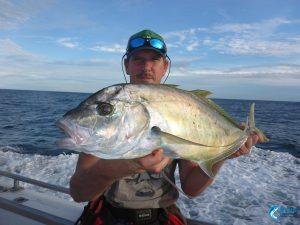 Montebello Islands WA fishing charters Blue Lightning