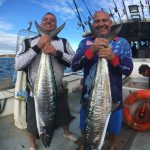 Spanish Mackerel Montebello Islands WA fishing charter
