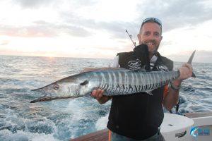 Wahoo Montebello Islands Blue Lightning charters