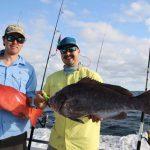 Rankin Cod Coral Trout Montebello Islands WA fishing