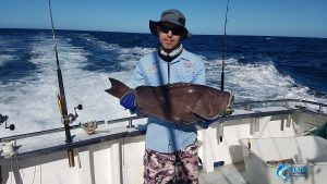 Rankin Cod Montebello Islands WA best fishing charter remote live aboard charter