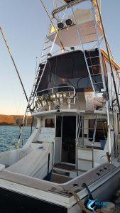 Reely Black Black Watch Tuna Tower Montebello Islands WA best fishing charter captain chad mills