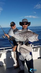 Rankin Cod Montebello Islands WA best fishing charter