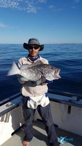 Rankin Cod Blue Lightning fishing charters wa montebello islands