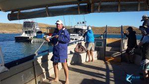 Blue Lightning charters WA fishing charter Montebello islands