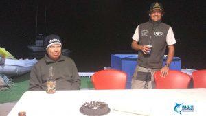 fishing bonding family blue lightning fishing charters wa montebello islands