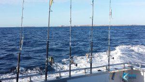 Montebello Islands wa live aboard fishing charter blue lightning charters
